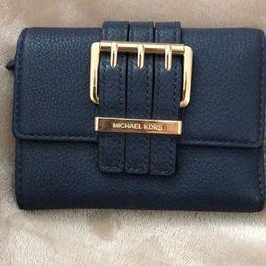 NWOT Michael Kors tri-fold wallet